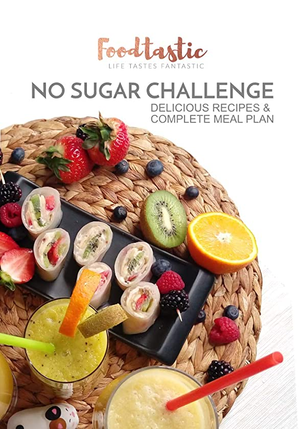 20 Days No Sugar Challenge - Meal Plan and Sugar Free Dessert Recipes: 10 spectacular Sugar Free Desserts and a Healthy 20 days meal plan to change your life (English Edition)