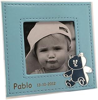 Portafoto magn/ético bebe ni/ña bautizo Detalles Infantiles