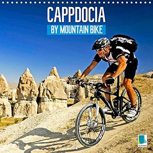 Cappadocia by mountain bike (Wall Calendar 2022 300 × 300 mm Square): Cappadocia: Downhill biking through a strange landscape (Monthly calendar, 14 pages )