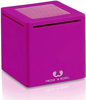 Fresh 'n Rebel RockBox 1 Portable Bluetooth Speaker, Purple