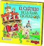 HABA Castillo de la Rana escaladora-ESP (303723), Multicolor (Habermass