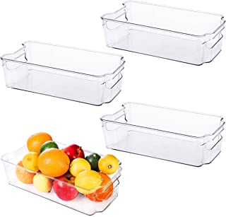 Best fridge organizer bins Reviews