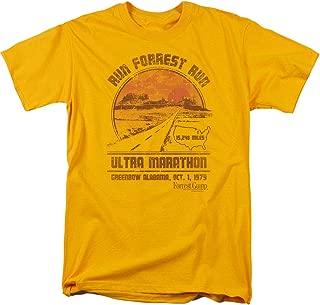 Forrest Gump Romance Comedy Drama Movie 1994 Ultra Marathon Adult T-Shirt Tee