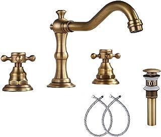 Best antique bathroom sink faucets Reviews