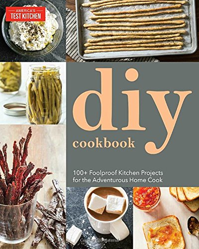 DIY Cookbook: Can It, Cure It, Churn It, Brew It