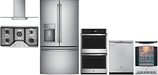 GE Profile 6 Piece Kitchen Applianc Package with 36