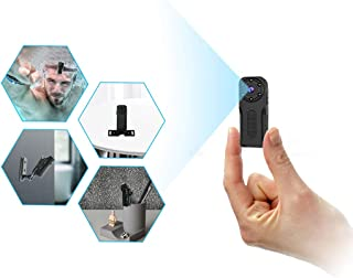 Camara Espia Oculta Sumergible, NIYPS 1080P HD Mini Camaras de Vigilancia Portátil Secreta Compacta con Sensor Movimiento ...