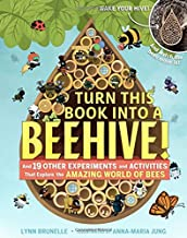 Turn This Book Into A Beehive!: And 19 Other Experiments and Activities That Explore the Amazing World of Bees