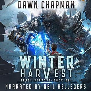 Page de couverture de Winter Harvest