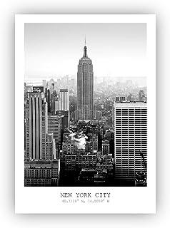 Aroma of Paris アートポスター おしゃれ インテリア 北欧 モノクロ アート #145 A2 ポスターのみ