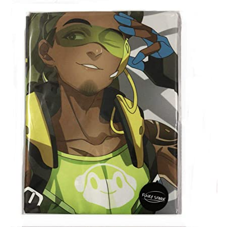 Details about  /For Overwatch Mercy Anime two sides Pillow Cushion Case Cover