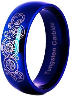 doctor who wedding rings