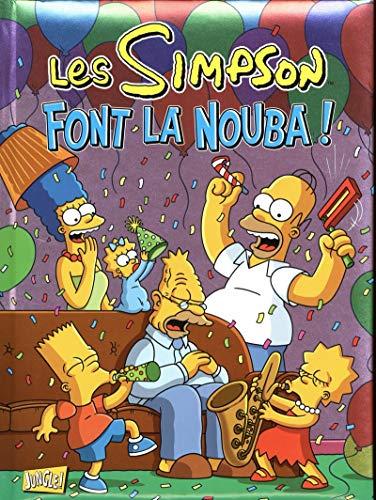 Les Simpson - Spécial fêtes - tome 4 Font la nouba ! (4)