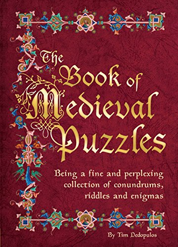The Book of Medieval Puzzles (English Edition)