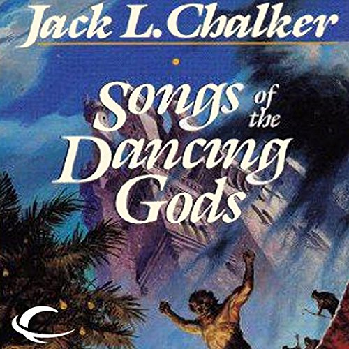 Songs of the Dancing Gods audiobook cover art