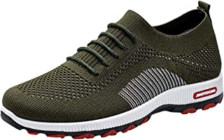 Oyedens Scarpe Antinfortunistica Uomo Traspirante Scarpe Uomini Estive Sportive Scarpe Ginnastica Sneakers Sport Running d...