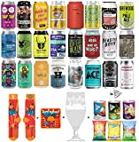 Super Dad Beer Box: the Ultimate Father's Day beer gift set featuring 24 x