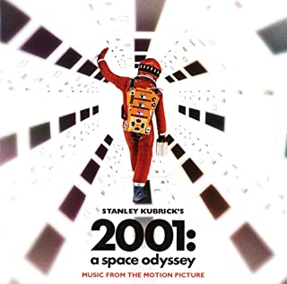 2001: A Space Odyssey Music From The Motion Picture