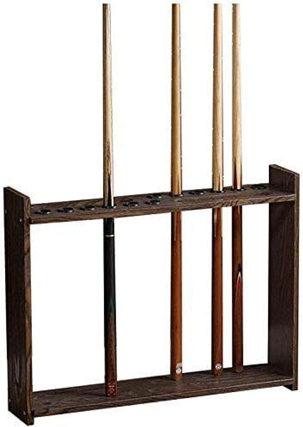 LCBOOST0916 Billiard free Cue Storage Rack Vertical Holder Stick Pool Daily bargain sale