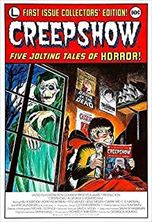 Creepshow - Movie Poster Print by delovely Arts