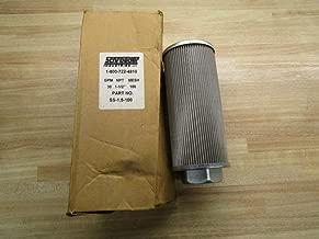 Schroeder SS-1.5-100 Hydraulic Filtration Elements