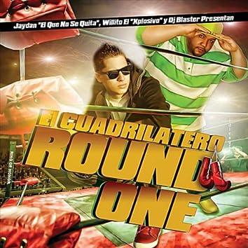 """EL Cuadrilatero """"Round One"""" (Album)"""