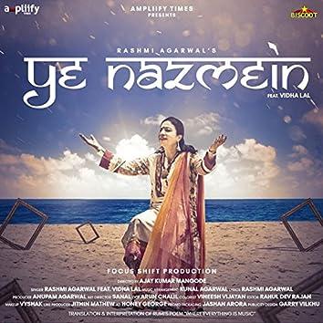 Ye Nazmein (feat. Vidha Lal)