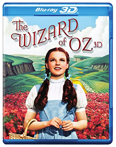 Wizard of Oz [Blu-ray 3D]