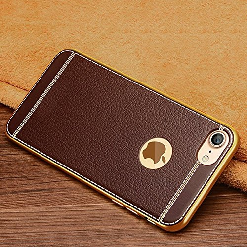 size 40 db808 2843b iPhone 8 Plus Leather Case: Buy iPhone 8 Plus Leather Case Online at ...