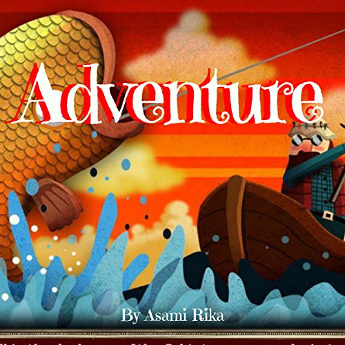 Adventure audiobook cover art