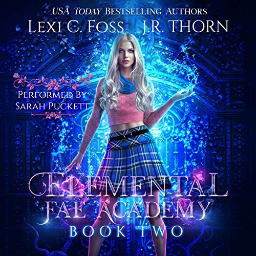 Elemental Fae Academy: Book Two cover art