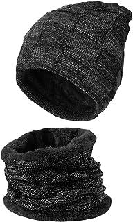 JETEDC(ジェットイデイシイ)ニット帽 ニット 帽子 にっとネックウォーマー2点セット防寒 保温 自転車 通勤 スポーツ スキー アウトドア 男女兼用