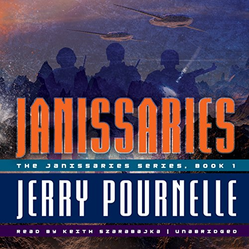 Janissaries audiobook cover art