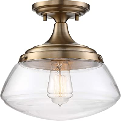 Amazon.com: sea gull lighting 3-Light Pasillo y vestíbulo ...