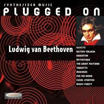 Synthesizer Plugged on Beethoven