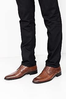 Gön Deri Erkek Ayakkabı 27179 KAHVE ANTİK