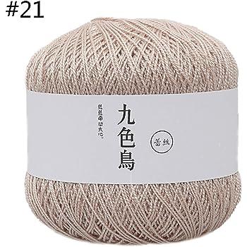 Anchor Hilos De Crochet Freccia, Fuerza: 6, Embalaje: 50g, Longitud: 175m 831: Amazon.es: Hogar
