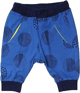 (ビッツ)BIT'Z 手書きドット柄&無地ジョガーパンツ キッズ 子ども服 保分丈 育園パンツ 半ズボン ハーフパンツ 半ズボン 短パン 薄手 B222018