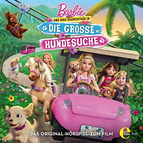 Barbie und ihre Schwestern in - Die große Hundesuche Titelbild