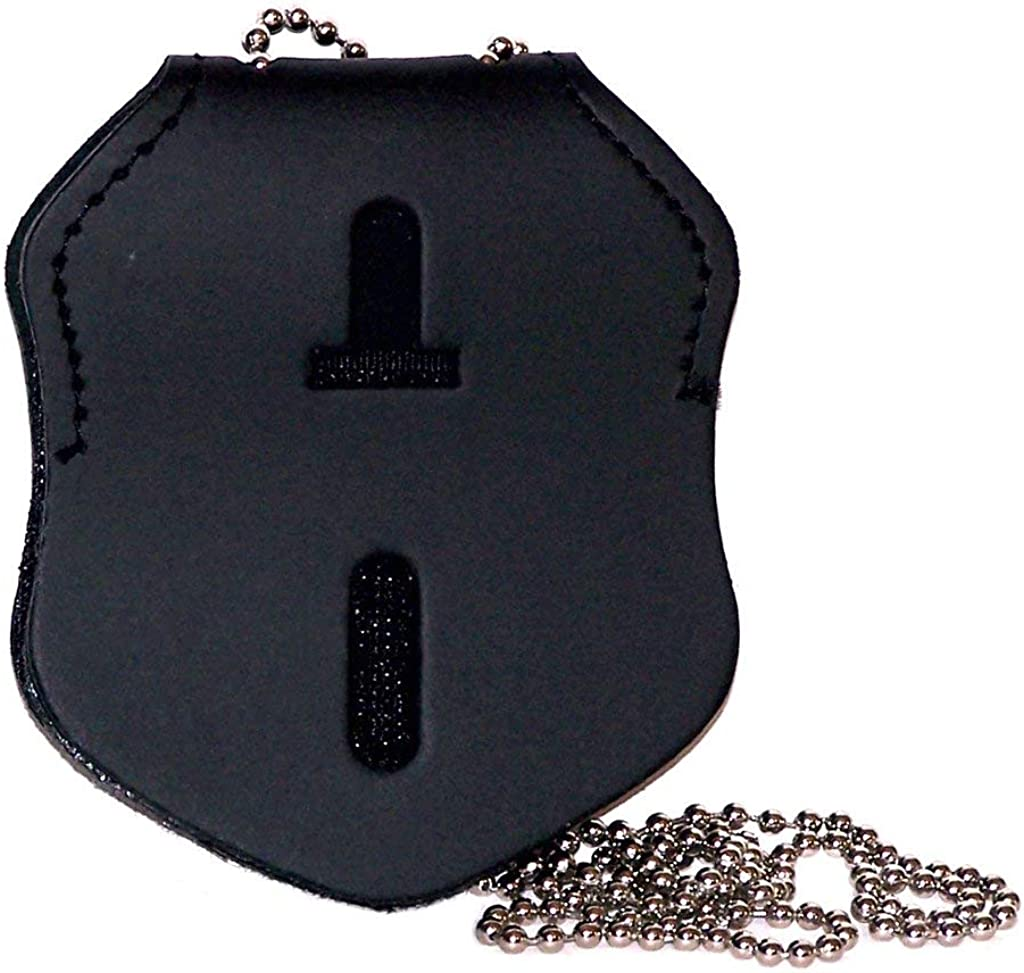 Luxury Shield Style Non-recessed Police Badge OFFicial mail order NYPD Holder Phil Patrol