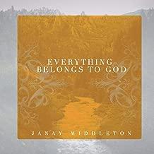 Everything Belongs to God