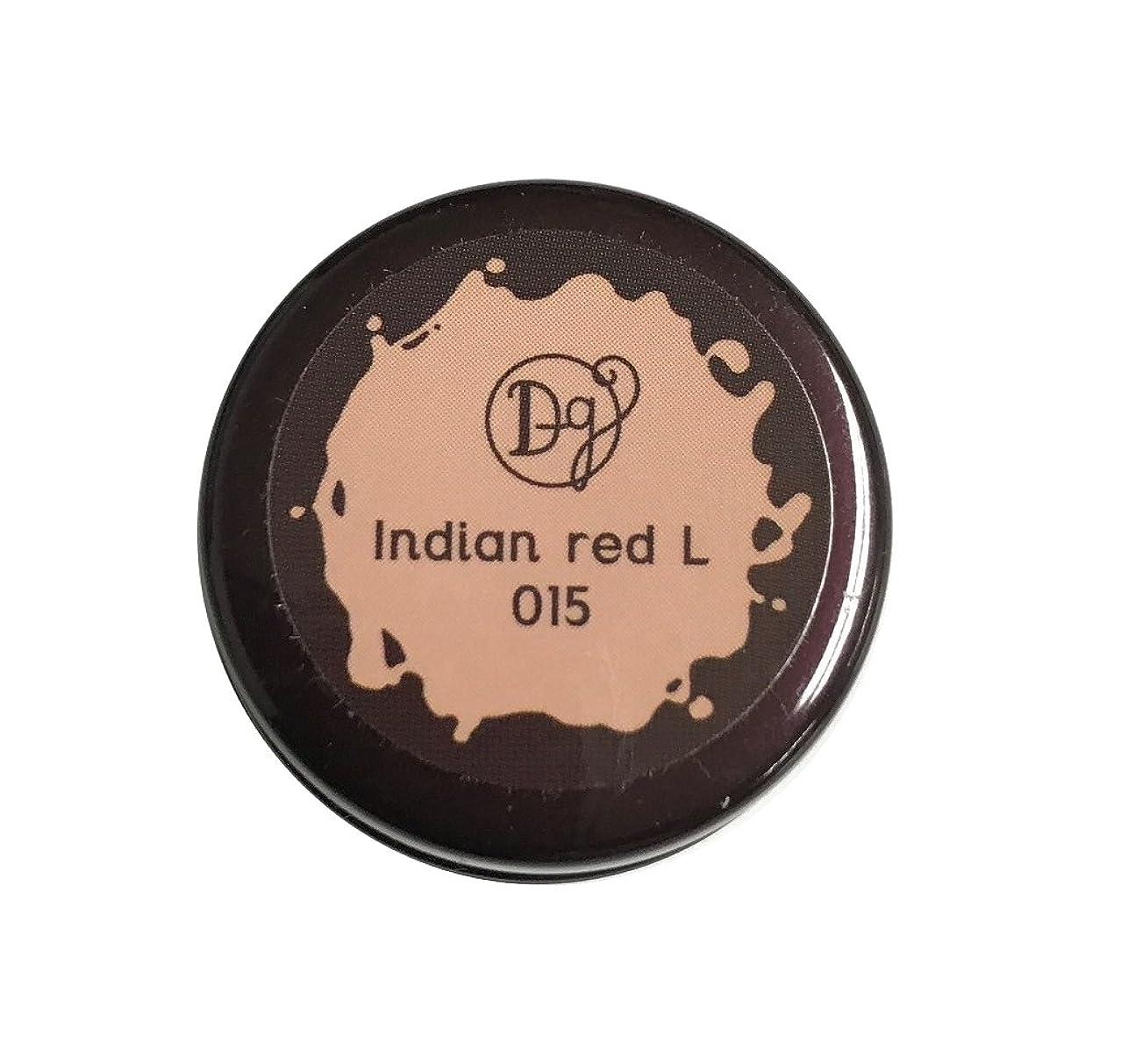 赤ちゃんキリスト教繊維デコラガール カラージェル 015 インディアンレッドライト 3g