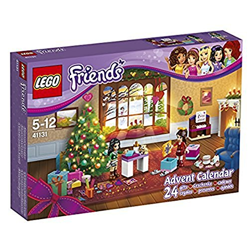 LEGO Friends 41131 - Set Costruzioni, Calendario dell'Avvento Friends