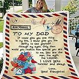 Custom Express Love TO My Daughter Personaje Divertido anket 3 Imprime Sherpa anket en BeHome Textiles anket Best Gift 05-anket 010,130x150cm Lana de Cordero