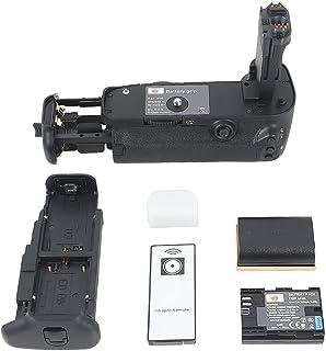 DSTE BG-E11 - Juego de empuñadura de batería vertical mando a distancia y 2 baterías de ion de litio para Canon EOS 5D Mark III