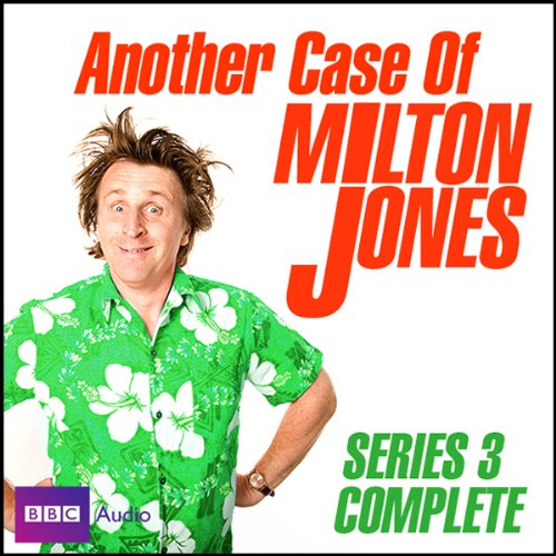 Another Case of Milton Jones audiobook cover art