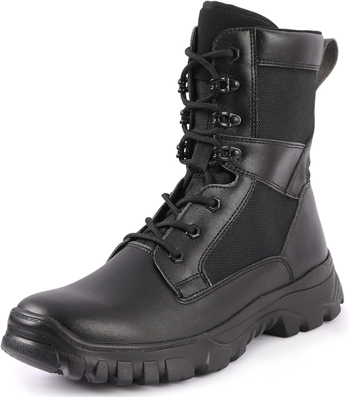 Mens Walking Boots Trekking Lightweight Ranking TOP2 High Nashville-Davidson Mall Shoes Ri Breathable