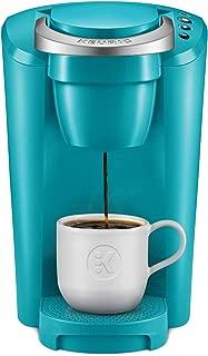 Keurig K-Compact Single-Serve K-Cup Pod Coffee Maker, Turquoise