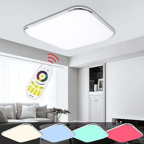 HengdaR 36W LED Ceiling Light Dimmable2700 6500K Ultra
