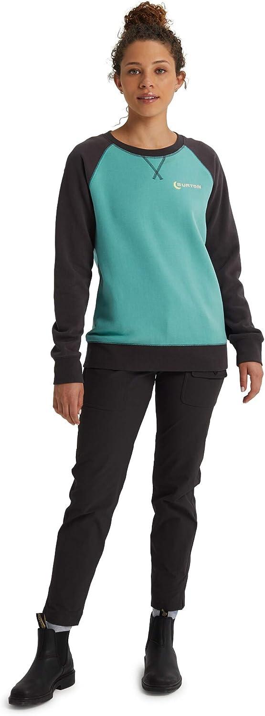 Burton Womens Keeler Crew Neck Sweatshirt